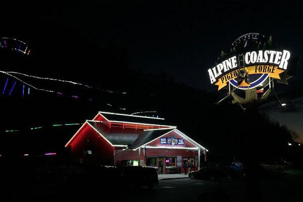 Smoky Mountain Alpine Coaster - LOGO