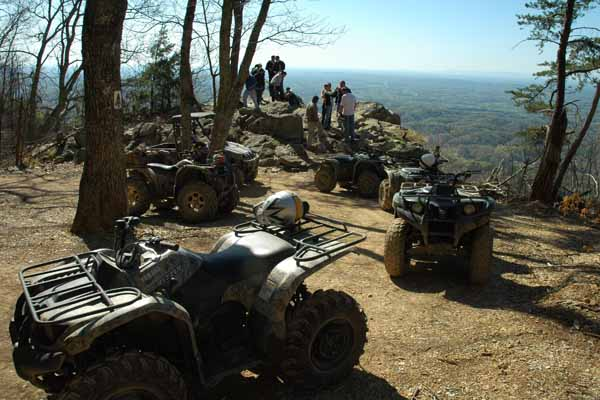 Bluff Mountain ATV Adventures - LOGO