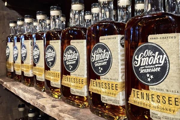Ole Smoky Whiskey Coupon - LOGO