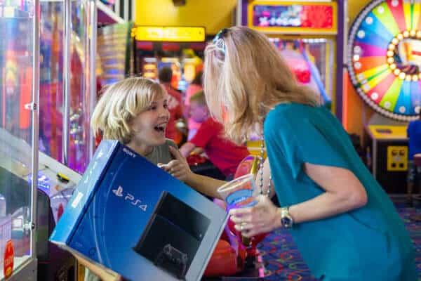 Arcade City Coupon - LOGO
