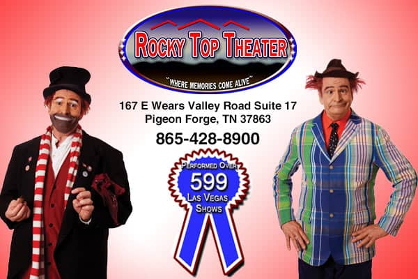 A Tribute to Red Skelton - LOGO