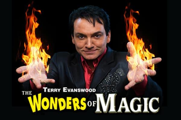 Wonders of Magic - LOGO