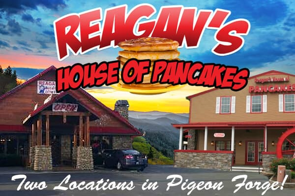 Reagan's House of Pancakes - LOGO