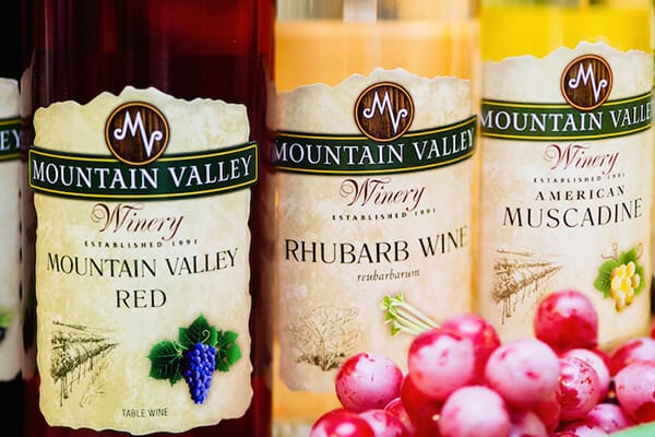 Mountain Valley Winery - LOGO
