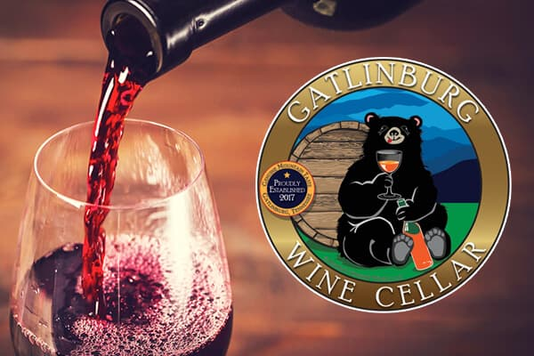 Gatlinburg Wine Cellar - LOGO