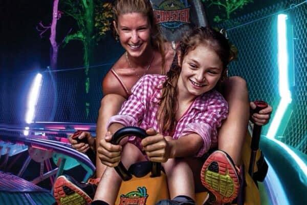 Rocky Top Mountain Coaster - LOGO