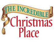 The Incredible Christmas Place  logo