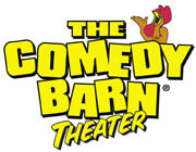 Comedy Barn Theater logo