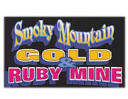 Smoky Mountain Gold & Ruby Mine logo