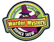 Great Smoky Mountain Murder Mystery Dinner Show logo