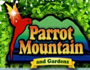 Parrot Mountain & Gardens logo