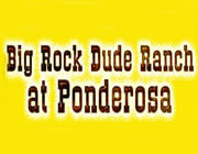 Big Rock Dude Ranch at Ponderosa logo