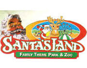 Santa's Land Fun Park & Zoo logo