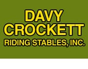 Davy Crockett Riding Stables logo