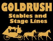 Goldrush Stables  logo