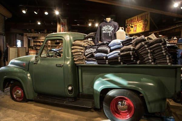 Ole Smoky Moonshine Classic Truck Gatlinburg TN