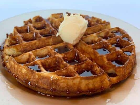 The Diner Pigeon Forge Waffle