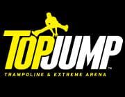 TopJump Trampoline Park & Extreme Arena logo