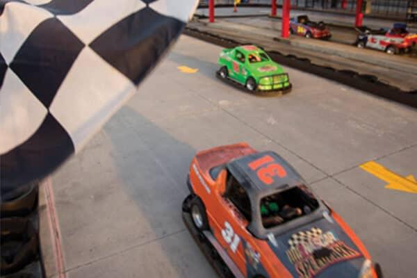 NASCAR Speedpark - LOGO