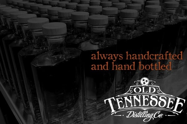 Old Tennessee Distilling Co - LOGO