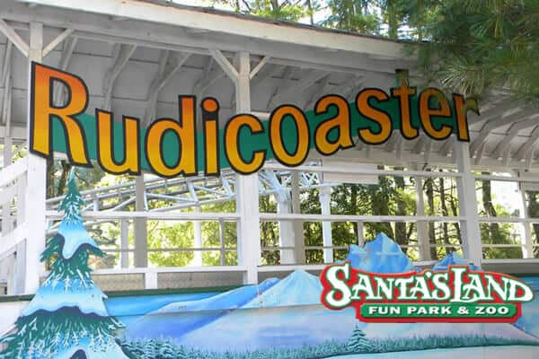 Santa's Land Fun Park & Zoo - LOGO