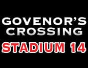 Governor's Crossing Stadium 14 Cinema  Coupon