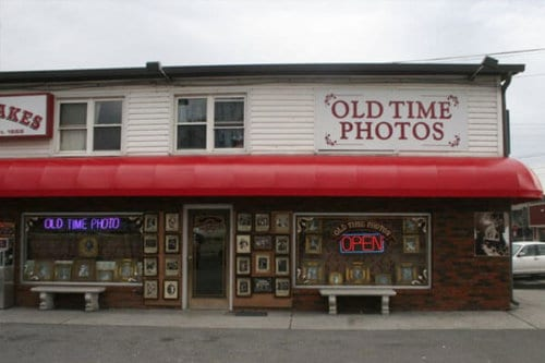 Old-Time-Photo-Pigeon-Forge
