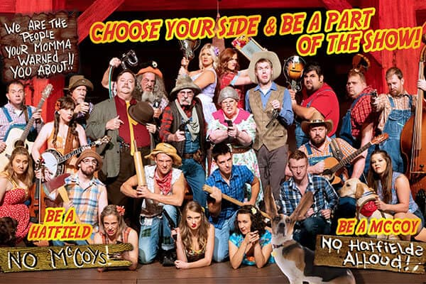 Smoky Mountain Shows & Theaters Coupons