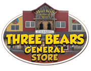 Three Bears General Store logo