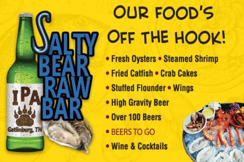 Salty Bear Raw Bar