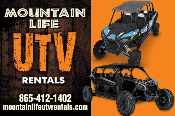 Mountain Life UTV Rentals - LOGO