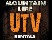 Mountain Life UTV Rentals Coupon
