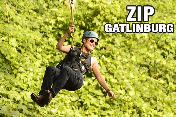 Zip Gatlinburg - LOGO