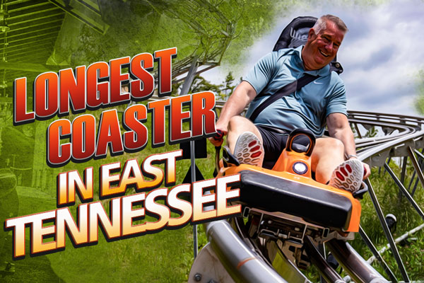 rocky top coaster pigeon forge