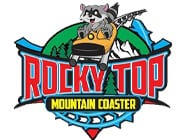 Rocky Top Mountain Coaster logo