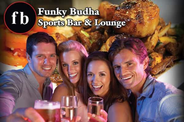 Funky Budha - LOGO