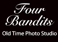 Four Bandits Old Time Photo logo