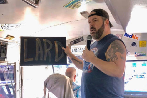 Redneck Comedy Bus Tour