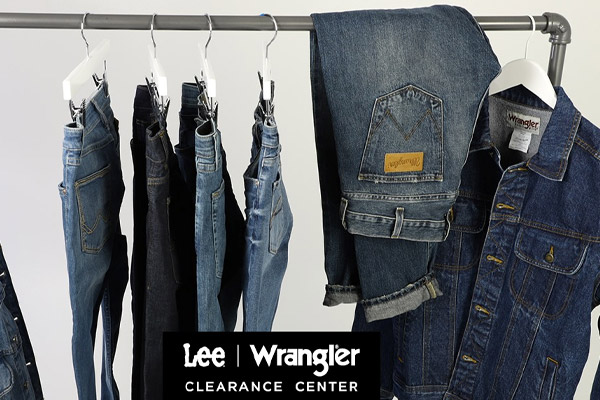 lee wrangler clearance outlet pigeon forge